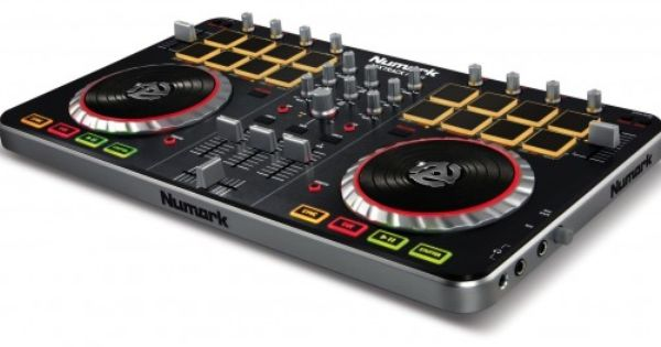Numark Mixtrack Pro 2 Controller Review Audio Tornamesa Instrumentos