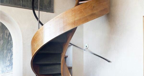 Best Save Space With Swirling Stairs S T E P S Pinterest 400 x 300