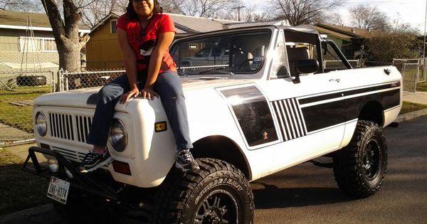 Jeeps On Ebay Giddyup!   IH Scout/ Scout II   Pinterest   International ...