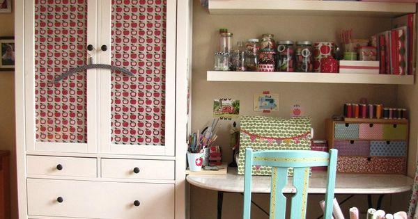 Bureau et atelier de cr ation chambre enfant pinterest for Atelier couture a lille