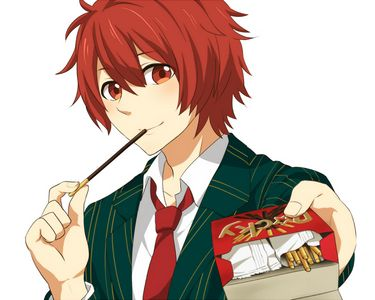 Anime X Pocky Post A Pic Of Anime Character Eating Pocky Pocky