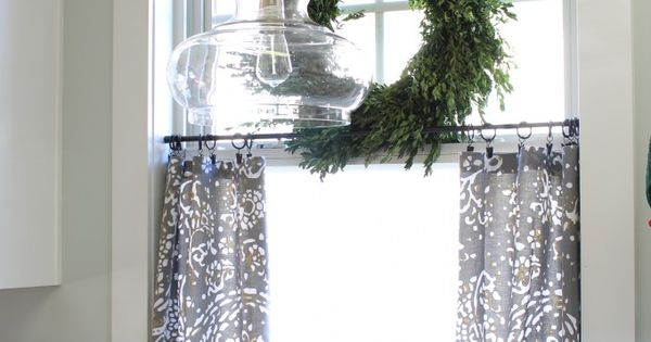 Diy Christmas Window Treatments : Drunk wet people coastal christmas ugly duckling and