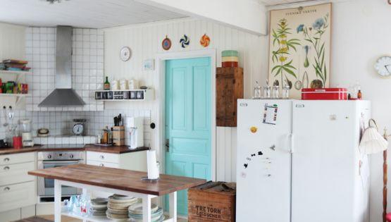 14 trucos para renovar la cocina de forma sencilla - La forma muebles ...