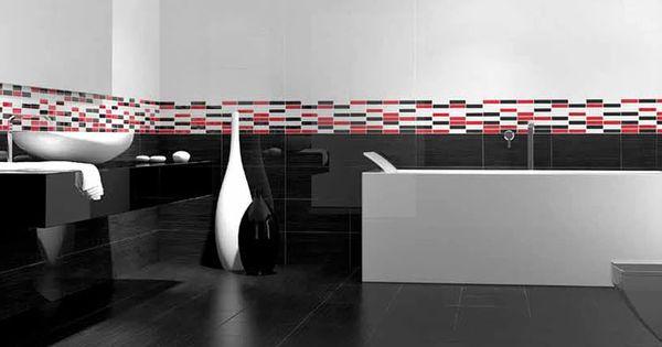 Formatos 20x40 fashion estancias ba os moderna y atrevida for Ceramicas para banos