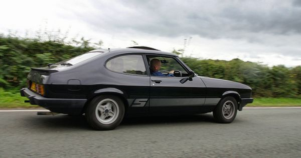 Ford Auto Ford Capri Mk3 3 0s