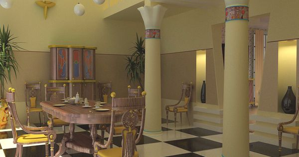 Kitchen In The Egyptian Style Design In The Egyptian Style Pinterest Style The O 39 Jays And
