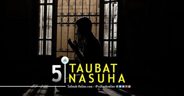 Taubat Nasuha 5 5 Pengetahuan Hawa Nafsu Mekkah