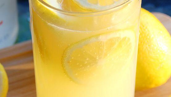 Lucky Lemon Seven the Best Lemonade Cocktail (The Slow Roasted Italian) Lemonade