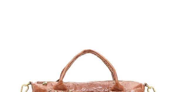 Saddle bag's stylish cousin!