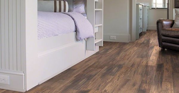 Reclaimed plus 8 x 48 x 8mm laminate in foundry for Baldwin laminate flooring