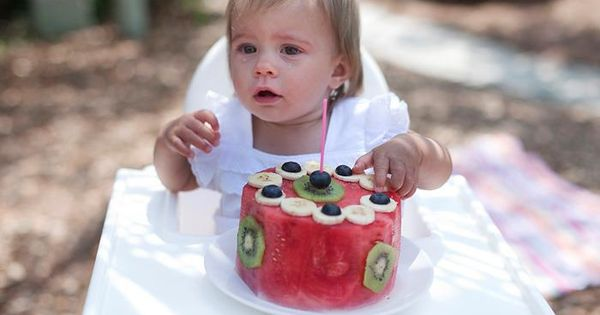 Alternative 1st Birthday Cake Ideas