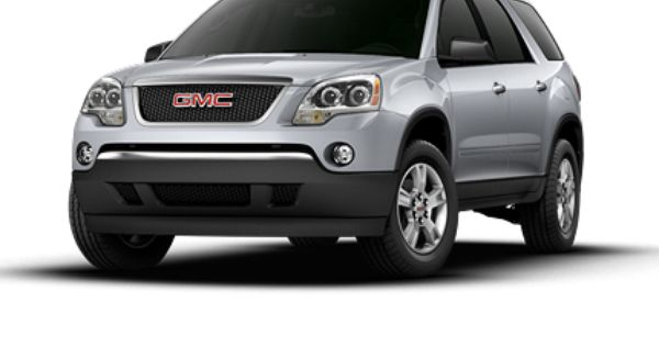 The 2012 Gmc Acadia Delivers Flexible Interior Space A Rearview Camera System And With An Epa Est 24 On The Highway Crossover Cars Mid Size Suv Fuel Economy
