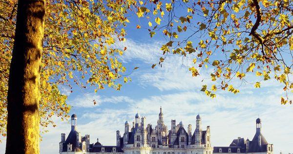 The Château de Chambord, one France's most recognizable castles, is in Loir-et-Cher,