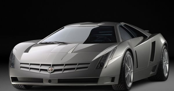 This Cadillac Concept Car Looks Like A Fighter Plane