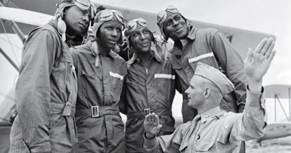 an analysis of tuskegee airmen of world war ii With the identification of capt dickson's remains, it is now believed that he is the very first missing tuskegee airmen to be recovered since the end of world war ii there are still 26 of the tuskegee airmen missing, though frank says that they have possible leads on four of the other missing aviators.