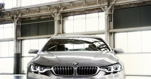 2012 BMW 4 Series Coupe concept