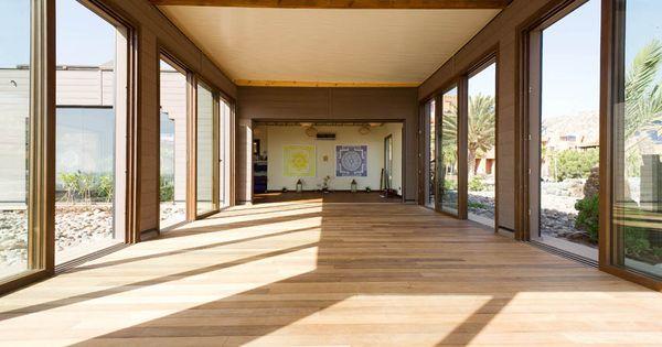Outdoor Yoga Studio Design