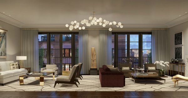 Pembrooke ives is a new york interior design firm that for Top new york interior design firms