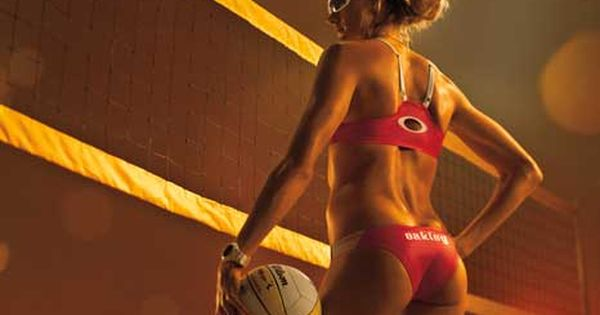 To sculpt a superior posterior like Kerri Walsh's, add these two butt