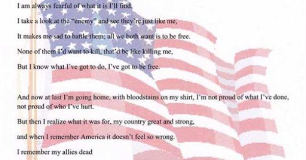 flag day poems