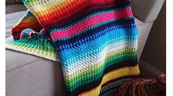 Peaceful Siesta Blanket Crochet Pattern PDF, baby, child, wheelchair, recliner, afghan, yoga