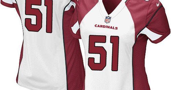 limited kevin minter womens jersey arizona cardinals 51 road white nike nfl cardinals jerseys shop m