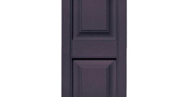 I Finally Found Purple Shutters Exterior Shutters Pair 285 Plum Perfect On The Yellow Siding Low Country House Maybe Name It Peaco Shutters Window Shutters Exterior Paint