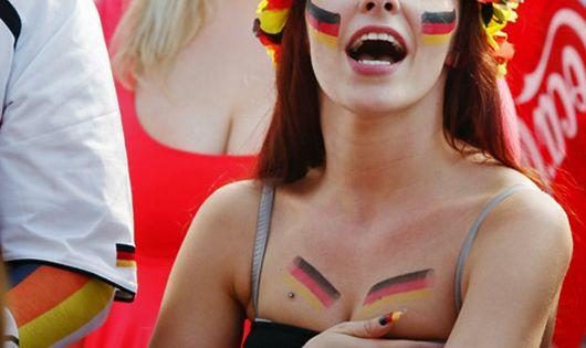 German football worldcup girls 6