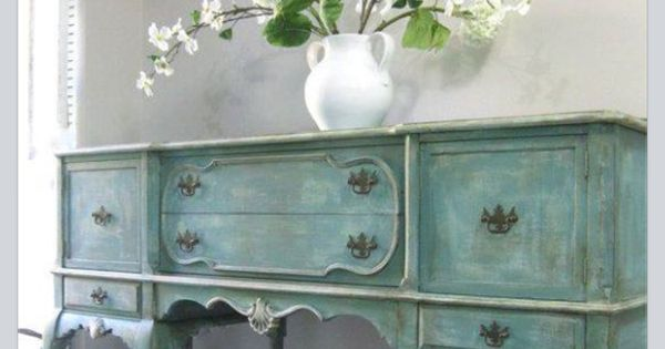 Painted Buffet And Buffet On Pinterest