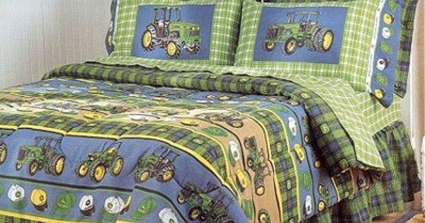 John deere bedroom ideas john deere bedding comforter for John deere bedroom ideas