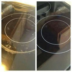 Gl Cooktop Cleaner With Images
