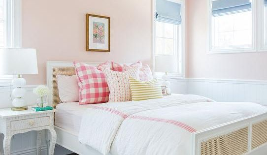 18 Perfect Teenage Girls Bedroom Designs Pink Walls