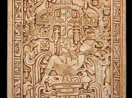 Palenque Ruins Chiapas Palenque Astronauts And Mayan