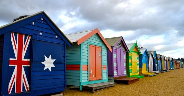 Australian Beach Huts Go To Www Yourtravelvideos Com Or