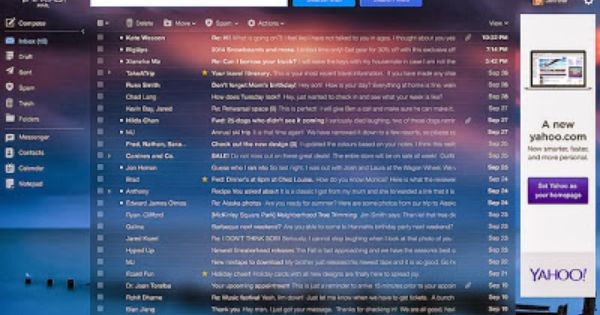 Yahoo Rolls Out Redesigned Mail Offers Mail Plus And 1tb Storage Boost To All Users Free Stuff By Mail