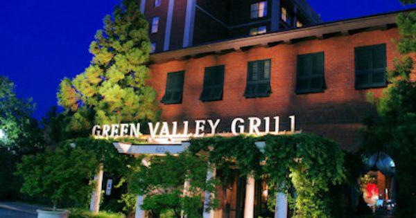 Green Valley Grill At The O Henry Hotel In Greensboro Nc Piedmont Venues Green Valley Greensboro Restaurants Durham Restaurants