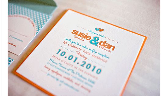 Retro Free Printable Wedding Invitation Templates