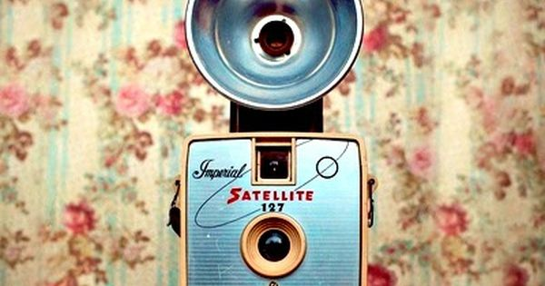 Vintage Camera - Dreamy and Vintage Inspired - Home Decor - Imperial
