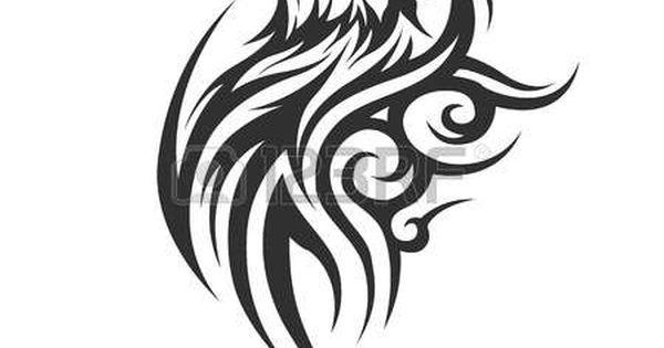tatouage tatouage tribal conceptions de loup atrapes reves pinterest tatouages tribaux. Black Bedroom Furniture Sets. Home Design Ideas