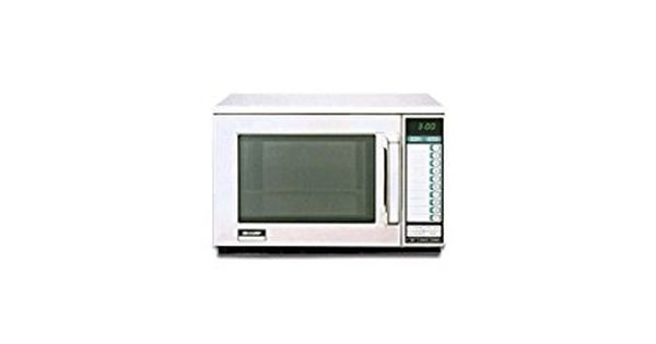 The Sharp R22gt Commercial Microwave Oven Heavy Duty Stainless Steel 1200 Watts Best Microwave Not Only Practical And E Microwave Oven Heavy Duty Microwave