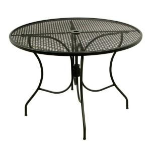 Patio Table With Umbrella Hole Home Depot