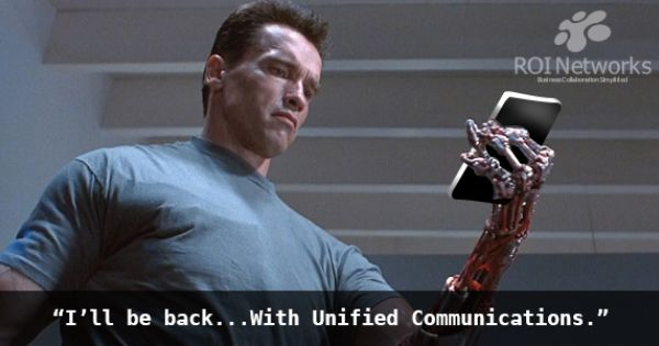 T 800 Is Coming Back Unifiedcommunications Meme Uc Unified