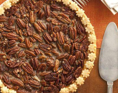 Brown Sugar Pecan Pie Recipe - Good Housekeeping - how have I