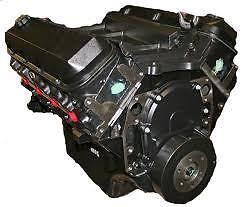 7.4,454,GM Marine Base Engine New Vortec Gen VI V 7.4L V8 Marine Motor 1976-Up
