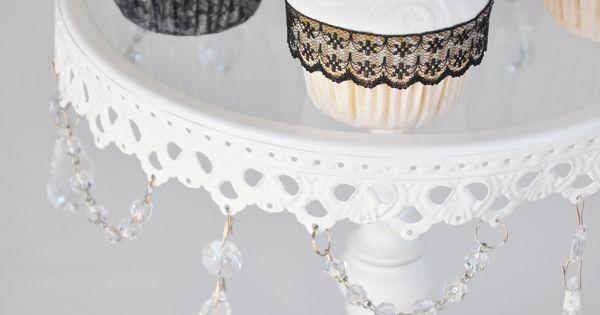 White cupcakes, Cupcake and Black white on Pinterest