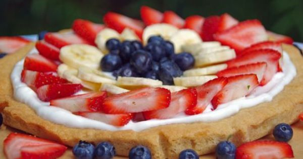 easy desserts 4th of july