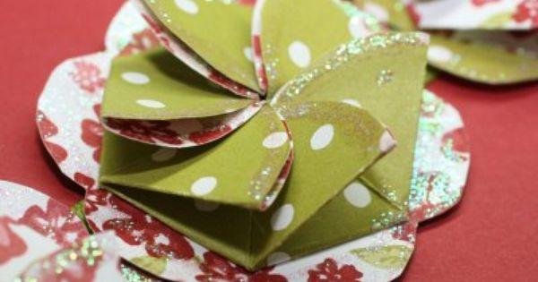 origami tea bag folding instructions
