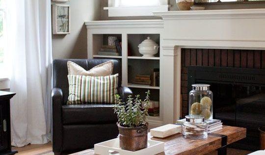 House crashing elegant and fresh taupe walls white for Elegant taupe paint
