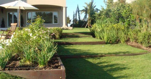 Jardines paisajismo desniveles buscar con google for Google jardin