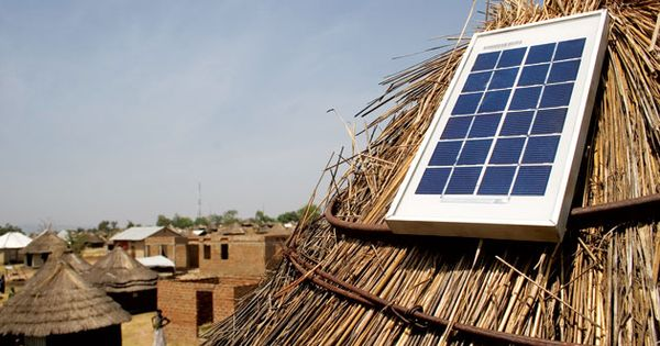 Selling Solar Panels On The Installment Plan In Africa Solar Solar Panels Solar Energy